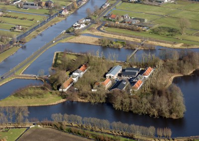 Renovatie Fort Wierickerschans, Bodegraven
